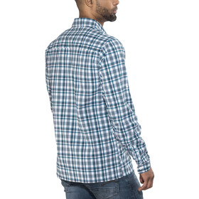 Meru Bossost Functional LS Shirt Men Denim